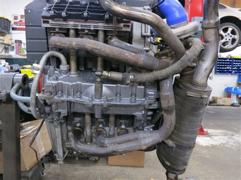 Porsche 993 Engine Rebuild Cost Built 3 3 Turbo Complete Efi Motor Ready To Drop In 465hp