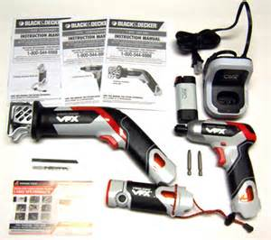 black and decker vpx black decker vpx starter set review