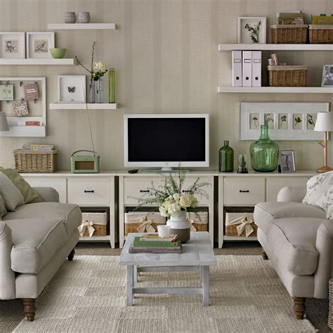 living picture 10 ways to disguise your tv ideal home