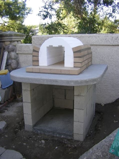 the schlentz family diy wood fired brick pizza oven by