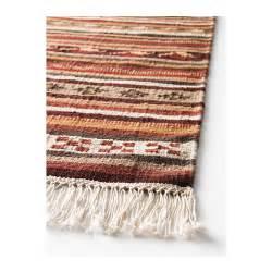 kattrup rug flatwoven handmade multicolour 140x200 cm