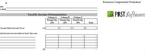 tabla de contribuciones puerto rico hoja de c 225 lculo contribuciones de corporaciones 2012