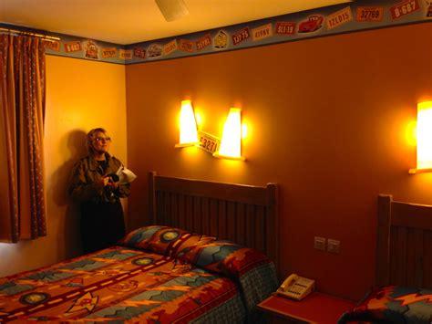 chambre f馥 chambre hotel santa fe cars disneyland room le