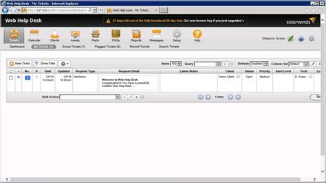 Web Help Desk by Solarwinds Web Help Desk Review Rating Pcmag