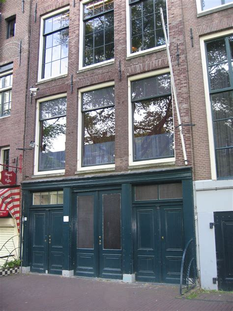 anne frank house museum  amsterdam thousand wonders
