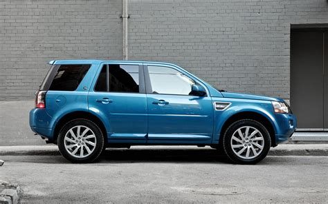 land rover lr2 2013 2013 land rover lr2 side profile photo 17