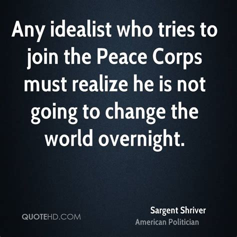 peace corps quotes quotesgram