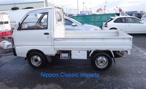 mitsubishi minicab 4x4 1991 mitsubishi minicab mini kei pickup truck from japan