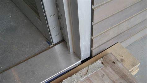 detail exterior pivot door home building  vancouver