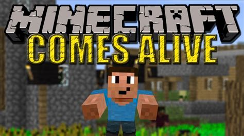 In Comes Alive by Minecraft Comes Alive Ep 1 Pilot