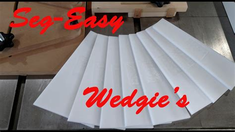 segmented woodturning   wedgies   sled youtube