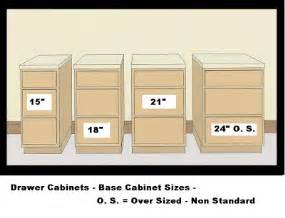 Base Kitchen Cabinet Sizes Kitchen Base Cabinet Size Kitchen Design Photos