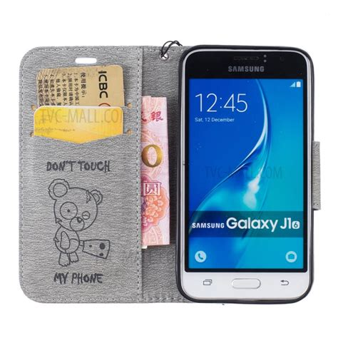 Samsung J1 2016 J120 Hardcase Soft Touch for samsung galaxy j1 2016 j120 imprinted leather