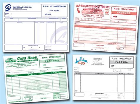 modelos de facturas 2015 modelo de facturas 191 como hacer una factura