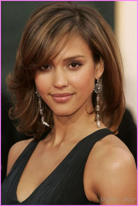best haircuts for oval shaped faces stylesstar com