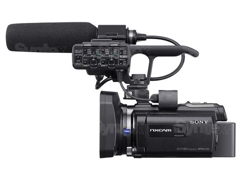 Kamera Sony Nx30 sony hxr nx30 avchd kamery syntex cz