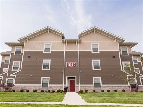 enclave appartments enclave siue student housing edwardsville il