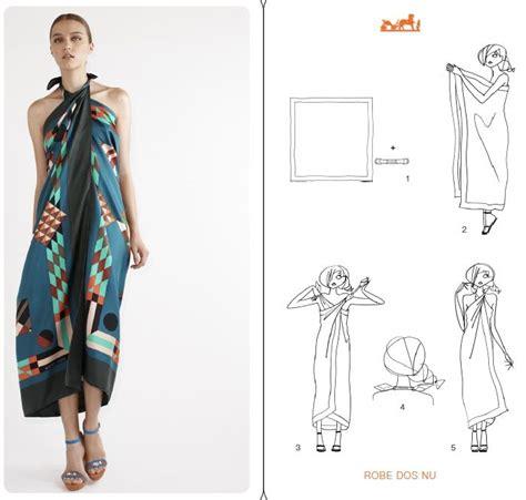 Hermes Scraf Dress 11 best wearing scarves images on scarfs