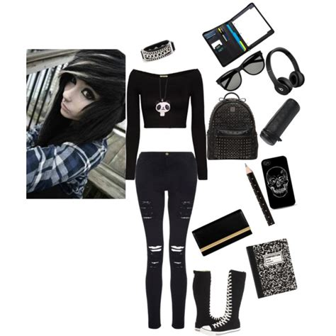 Back to emo    Polyvore