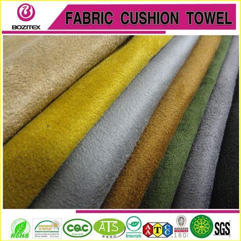 Tas Rajutan Bahan Polyester 100 polyester kain suede pakan rajutan suede terikat