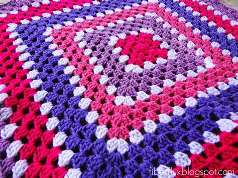 pattern of crochet fiber flux free crochet pattern berry season blanket