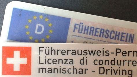 Darf Man Ohne Versicherung Autofahren by Tsch 252 Ss Deutscher F 252 Hrerschein