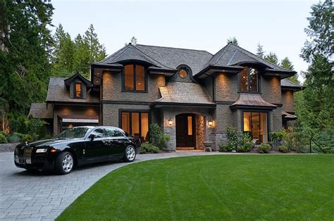 luxury style homes luxury traditional style house in vancouver home