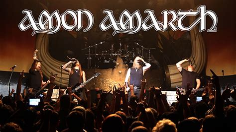 Invites Fans To Vote On Album Titles by Amon Amarth Invites Fans To Raise Your Horns For New