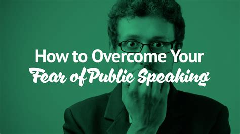 how to a fearful how to overcome your fear of speaking the presentation designer