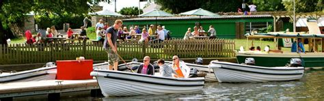 nelson canoe and boat hire boat hire rowing boats motor boats stratford upon avon