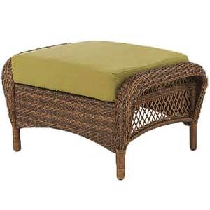 Charlottetown Replacement Cushions Charlottetown Ottoman Replacement Cushion Garden Winds