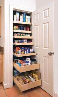 kitchen pantry cabinet design idea with glass doors and