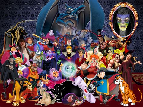 Disney Villains Winx Club