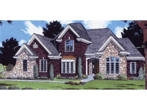 Brick Country House Plans by Brick And Ranch Homes Brick And House Plans