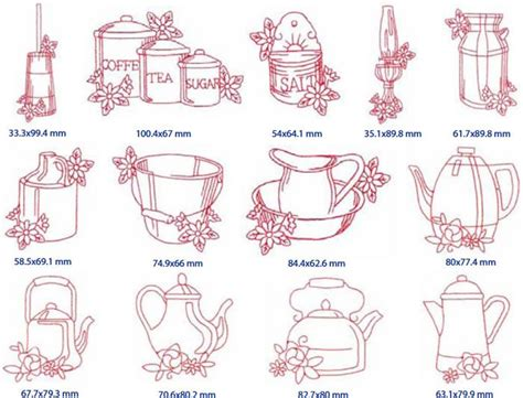 free kitchen embroidery designs janome australia embroidery design esqa redwork country