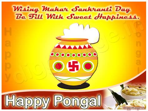 pongal festival wishes greetings special