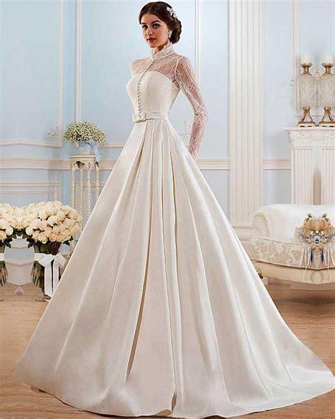 Brautkleid Mit Taschen by Kaufen Gro 223 Handel Hochzeit Kleid Mit Taschen Aus