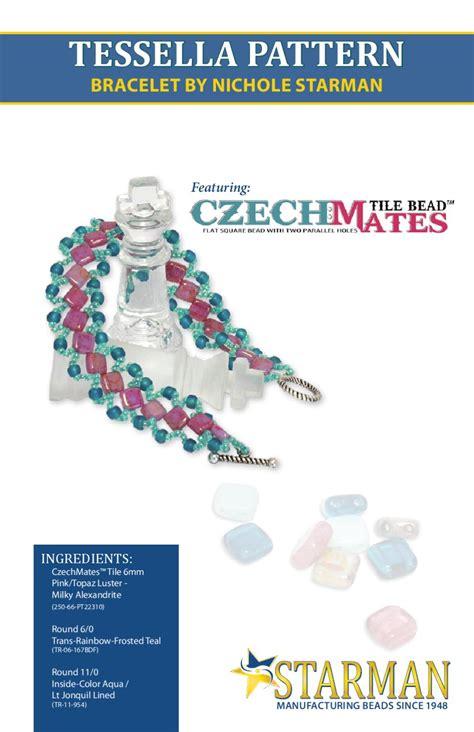 feeding pattern en francais wb free tessella bracelet pattern by starman inc