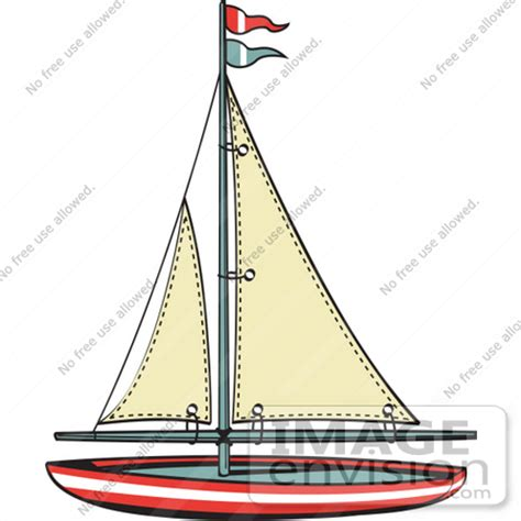 sailing boat flags sailing boat clipart flag pencil and in color sailing