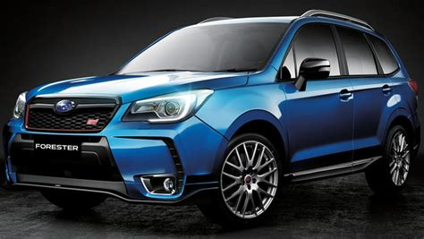 blue subaru forester subaru forester ts 2016 review first local drive carsguide