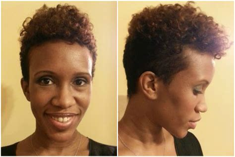 weave on tapered hair tapered natural hair cut i don t want the sides shaved