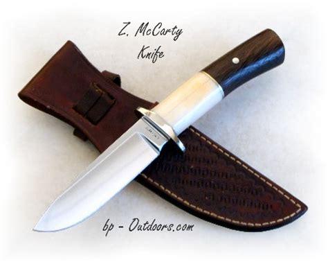 z custom knives zolan mccarty custom knives