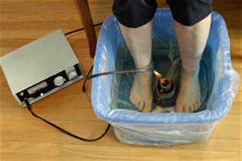 Foot Bath Detox Scam by Detox Foot Bath And Foot Pad Scams