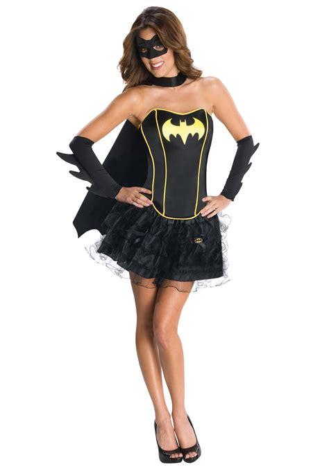 batgirl superhero corset costume batgirl costumes
