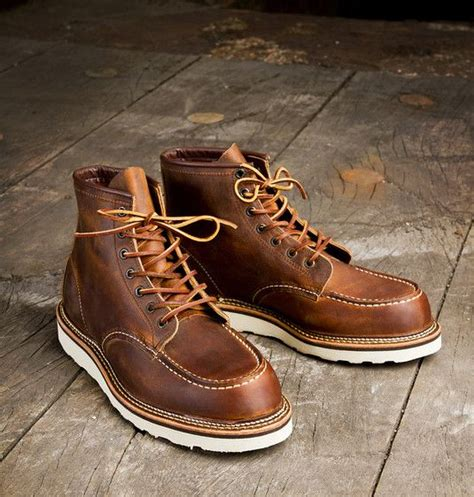 mens redwing boots wing boots amsterdam wing shoes work boots