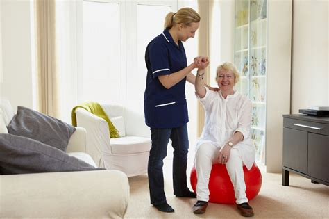 home health care at home physical therapy occupational