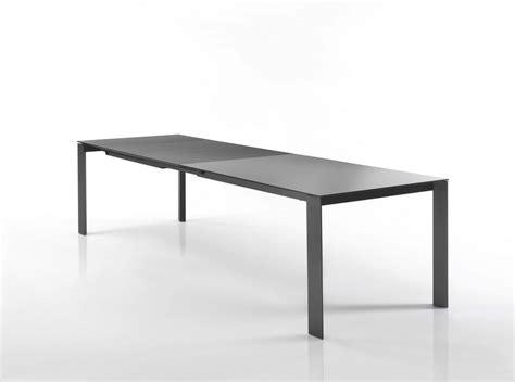 tavolo allungabile bontempi tavolo bontempi allungabile pascal con struttura in acciaio