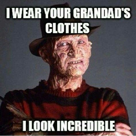 Freddy Krueger Meme - 511 best morbid memes ii images on pinterest horror