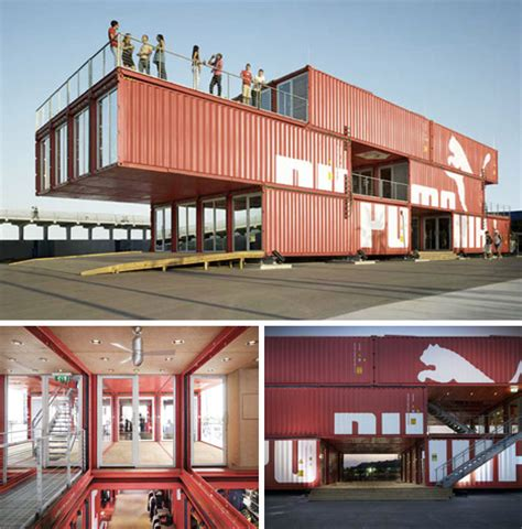 Abandoned Places Around The World puma city movable retail and event location urbanist