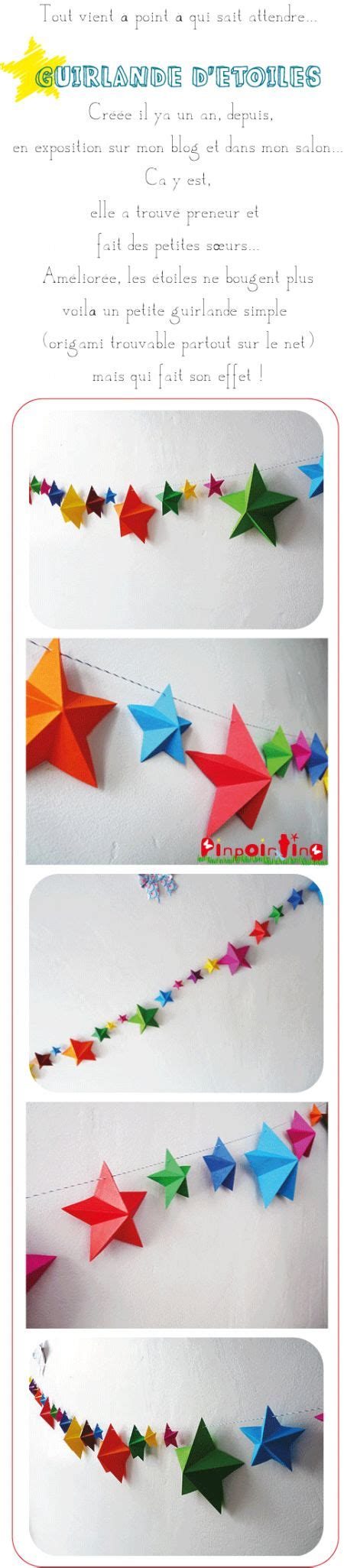 Origami Garland - origami garland and origami on